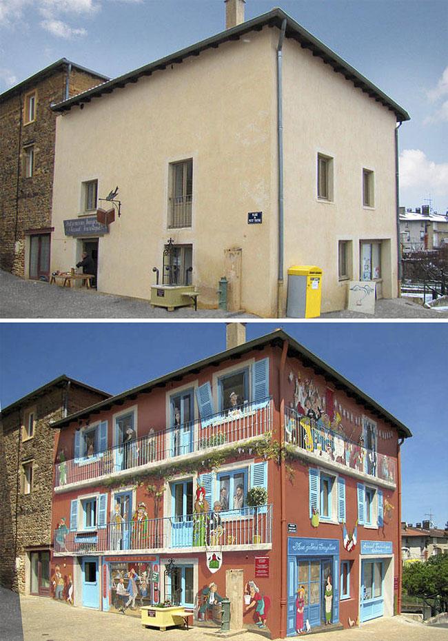 photo 15 Lukisan di Tembok yang akan menipu matamu 6_zpsnd53dfxu.jpg